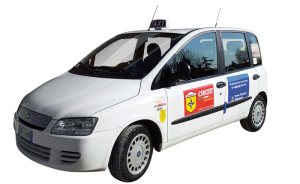 taxi bianco taxi seveso